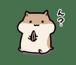 The Talking Hamster2 sticker #4285640