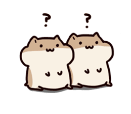 The Talking Hamster2 sticker #4285641