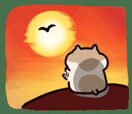 The Talking Hamster2 sticker #4285651