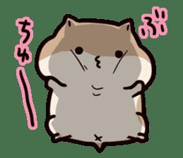 The Talking Hamster2 sticker #4285652