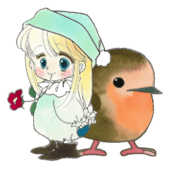 Poe and Rilfee -in English