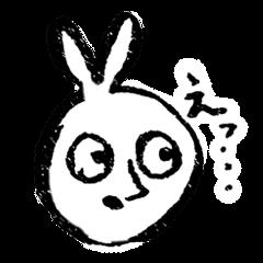 Usamaru Sticker