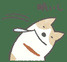 Lazy-dog's excuses sticker #4301553