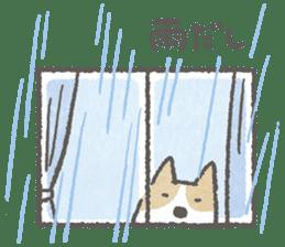 Lazy-dog's excuses sticker #4301555