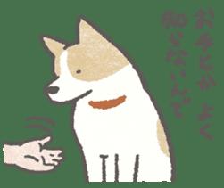 Lazy-dog's excuses sticker #4301558