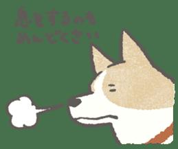 Lazy-dog's excuses sticker #4301560