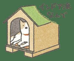 Lazy-dog's excuses sticker #4301564