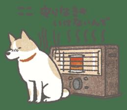 Lazy-dog's excuses sticker #4301565