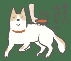 Lazy-dog's excuses sticker #4301580