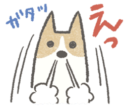 Lazy-dog's excuses sticker #4301582
