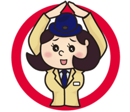 Ekino Michika sticker #4304055