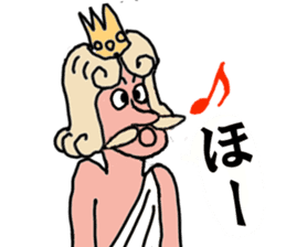 King-KAMI COMMENTS(Japanese) sticker #4306334