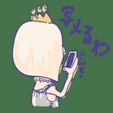 Crowned Family ver JPN sticker #4307068