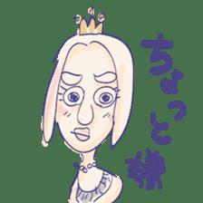 Crowned Family ver JPN sticker #4307079