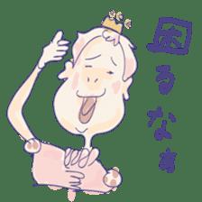 Crowned Family ver JPN sticker #4307083
