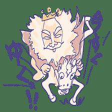 Crowned Family ver JPN sticker #4307084