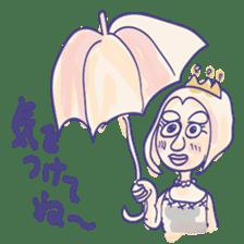 Crowned Family ver JPN sticker #4307088