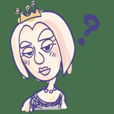 Crowned Family ver JPN sticker #4307089