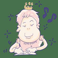 Crowned Family ver JPN sticker #4307091