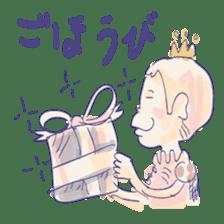 Crowned Family ver JPN sticker #4307092