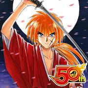 สติ๊กเกอร์ไลน์ Rurouni Kenshin J50th