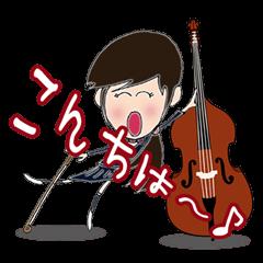 Wind & instruments love