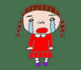 I'm Osage girl !! sticker #4310861