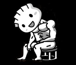Chaozu-kun sticker #4316965