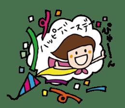 Stickers of congratulation. sticker #4328622