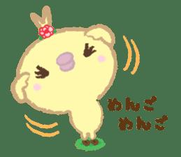 Peachan's time slip to the Showa sticker #4328777