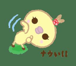 Peachan's time slip to the Showa sticker #4328786