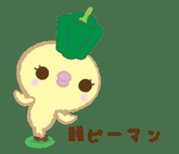 Peachan's time slip to the Showa sticker #4328788