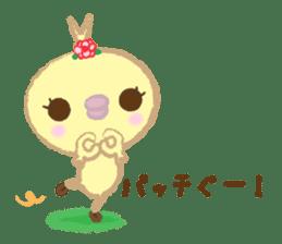 Peachan's time slip to the Showa sticker #4328793