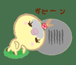 Peachan's time slip to the Showa sticker #4328796