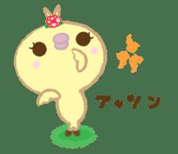 Peachan's time slip to the Showa sticker #4328798