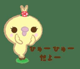 Peachan's time slip to the Showa sticker #4328802