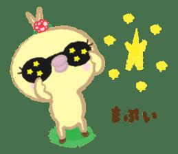 Peachan's time slip to the Showa sticker #4328804