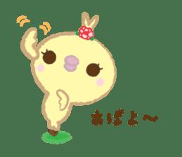 Peachan's time slip to the Showa sticker #4328806