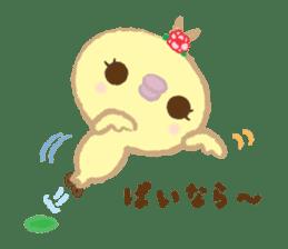 Peachan's time slip to the Showa sticker #4328807