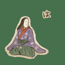 Youkai sticker of Tatami 2 sticker #4331064