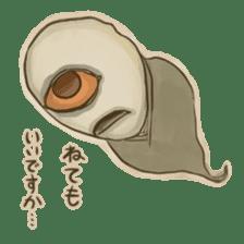 Youkai sticker of Tatami 2 sticker #4331075