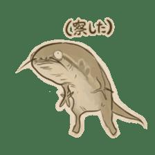 Youkai sticker of Tatami 2 sticker #4331083