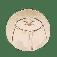 Youkai sticker of Tatami 2 sticker #4331084