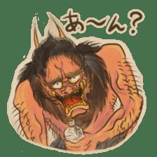 Youkai sticker of Tatami 2 sticker #4331086