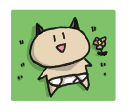 The planet of cats sticker #4349057