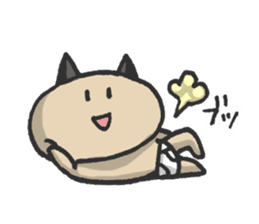 The planet of cats sticker #4349061