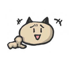 The planet of cats sticker #4349076