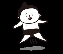 professor komusubi sticker #4349874
