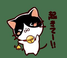 Reminder cat sometimes chick sticker #4349955