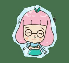 Hugjung & Twin cats sticker #4351594